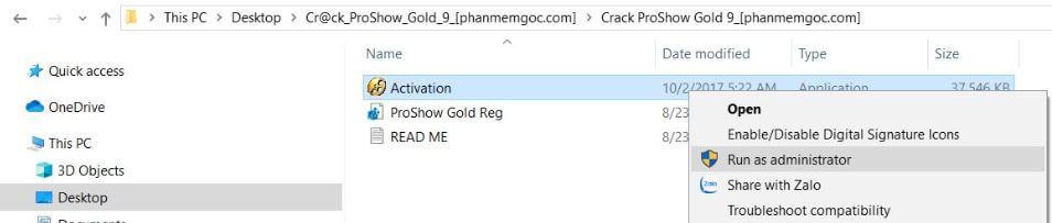 proshow gold 9