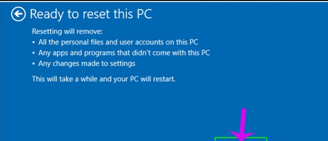 Cách đặt lại Windows 10