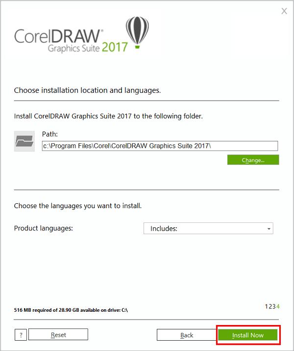 cài coreldraw x9 2017 full hình 7