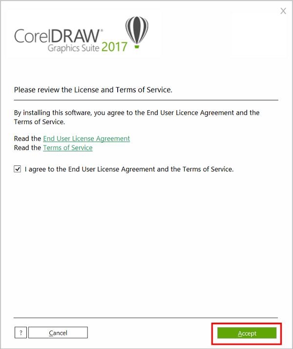 cài coreldraw x9 2017 full