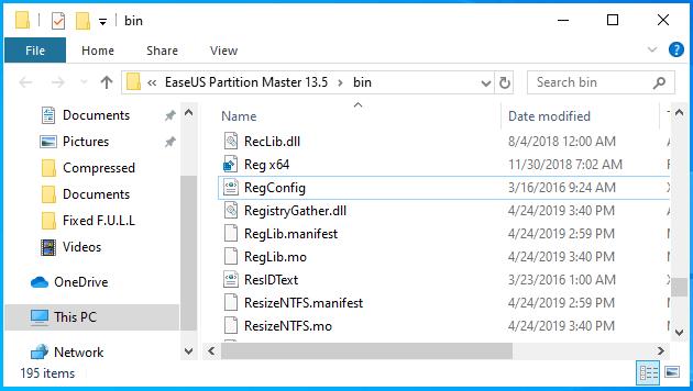 cài đặt easeus partition master hình 10