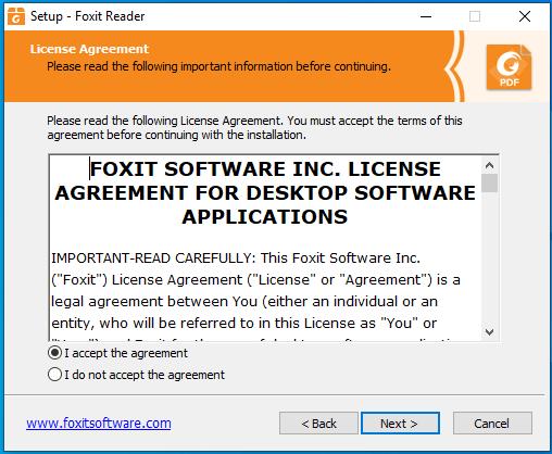 cài đặt foxit reader pdf full 2