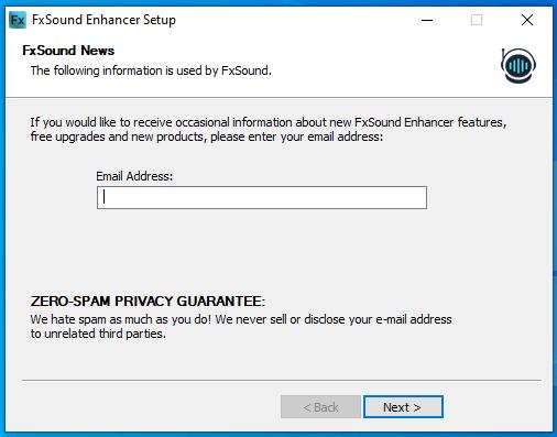 cài đặt fxsound enhancer hình 8