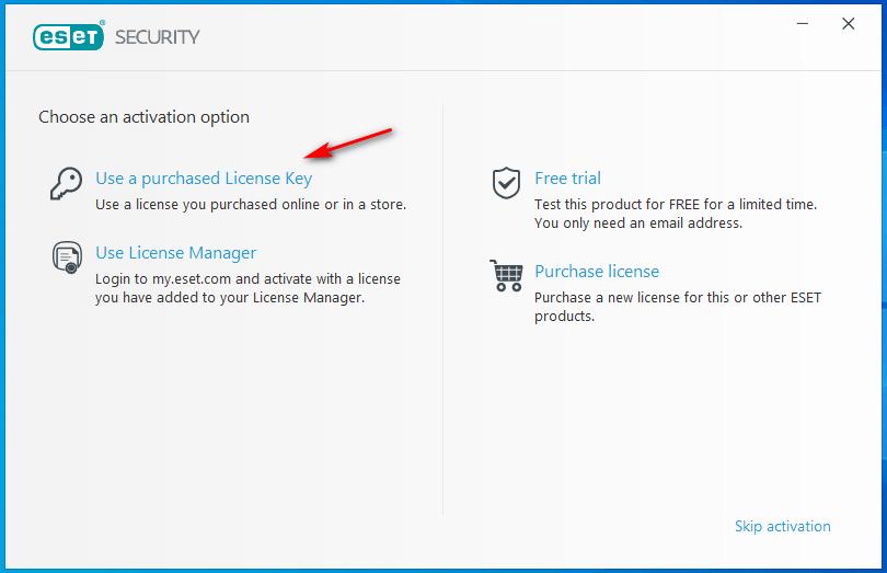 cài đặt và kích hoạt eset internet security hình 4