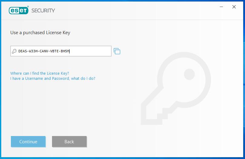 cài đặt và kích hoạt eset internet security hình 5
