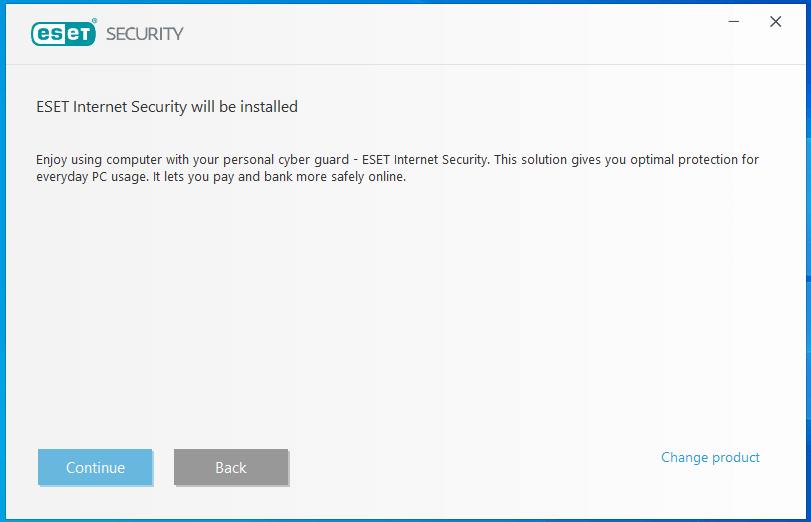 cài đặt và kích hoạt eset internet security hình 6