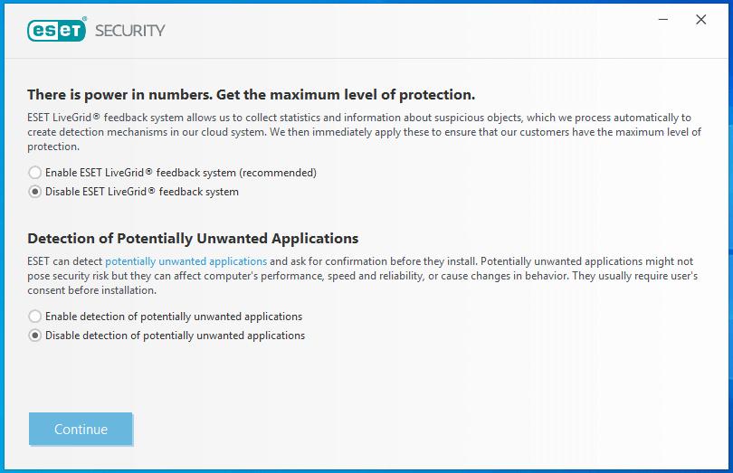 cài đặt và kích hoạt eset internet security hình 7