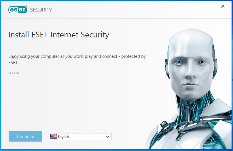 cài đặt và kích hoạt eset internet security hình 1