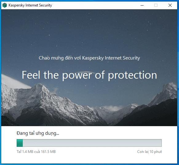 cài đặt và kích hoạt kaspersky internet antivirus hình 3