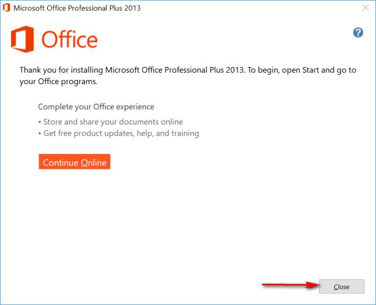hướng dẫn cài đặt office 2013 hình 5