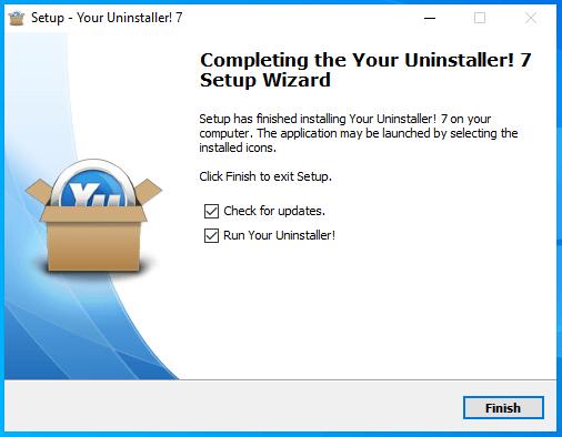 cài đặt your uninstaller pro 7 full crack hình 3