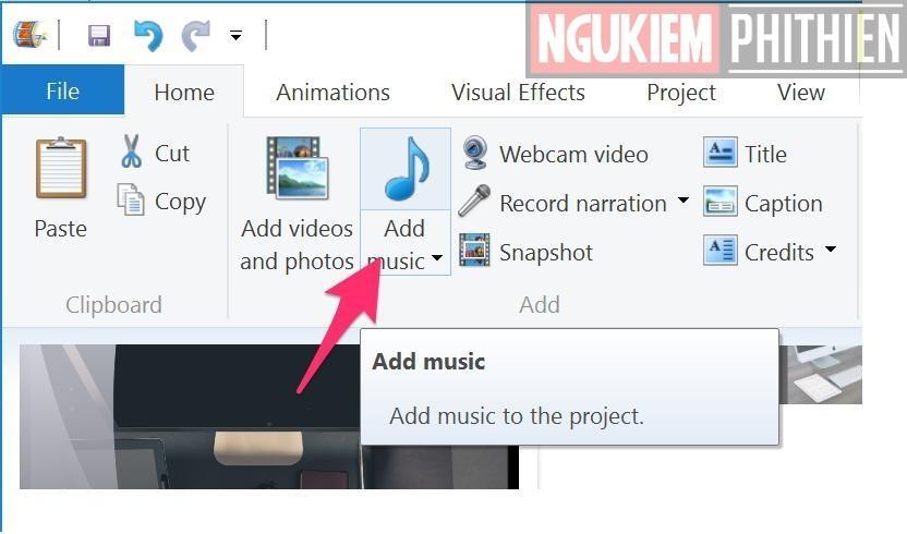 Cách làm Video trên máy tính