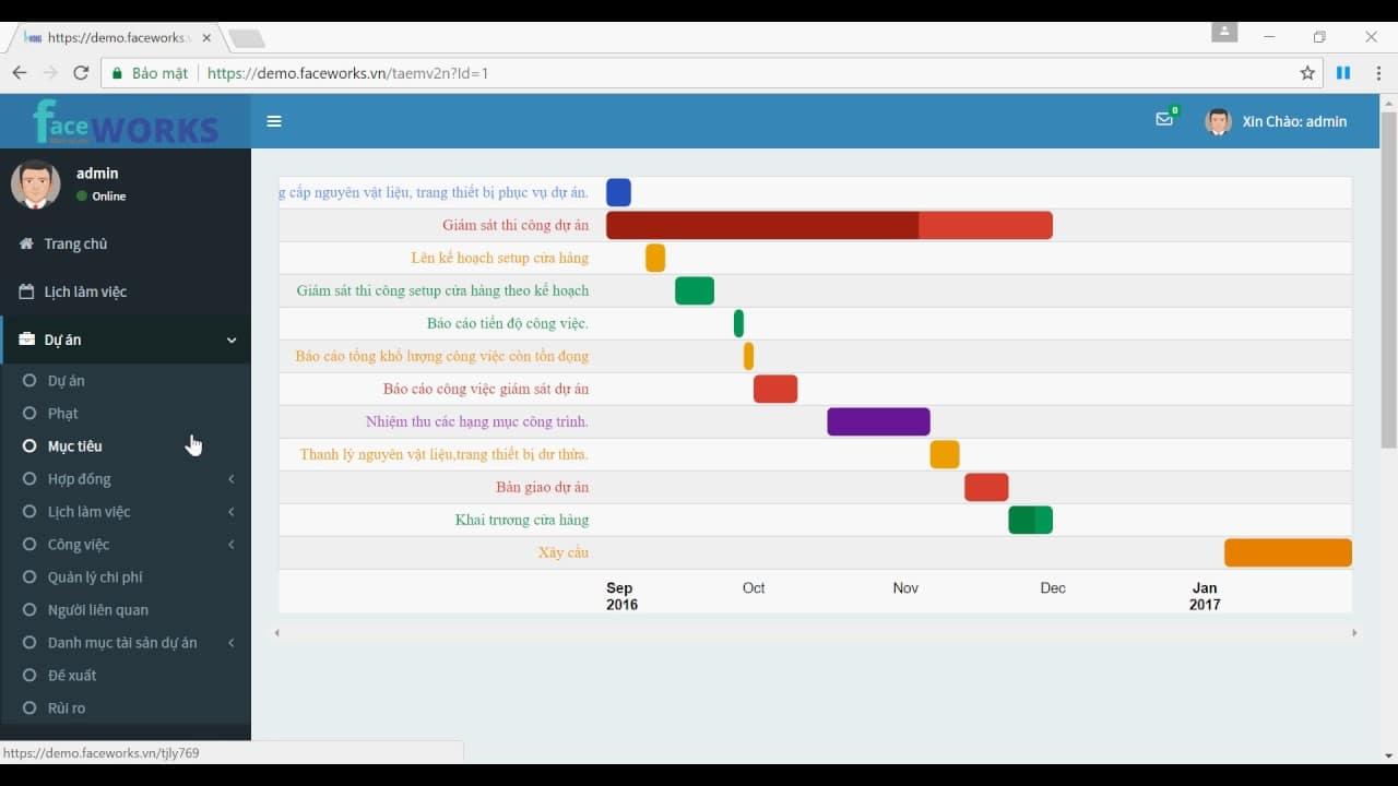 Phần mềm quản lý dự án