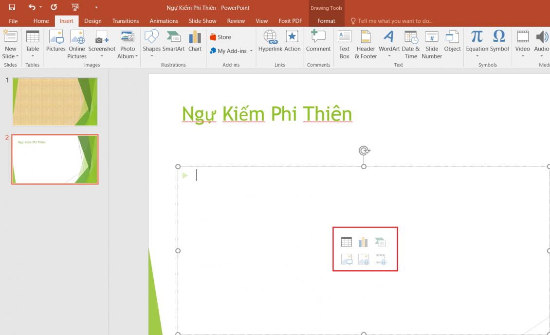 [Tips] Cách Làm PowerPoint Đẹp-Độc-Lạ