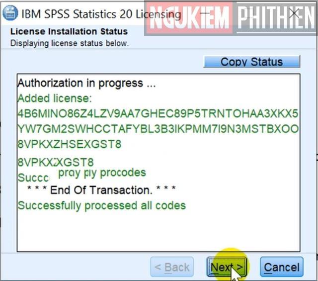 Download SPSS 20 full crack